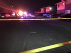 Man in hospital after shooting on Knotts Street