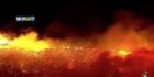 Sierra fire erupts near San Bernardino