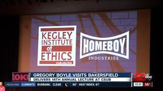 Gregory Boyle, founder of Homeboy Industries