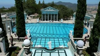 Hearst Castle listed in historic home poll