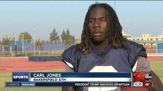 FNL Player of the Week: Carl Jones