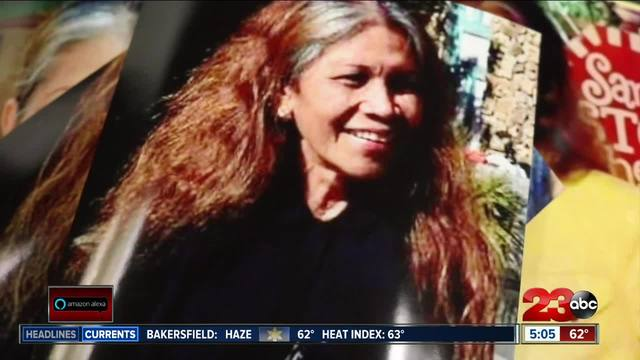 Police and family are still hopeful in finding Tessie Mangohig