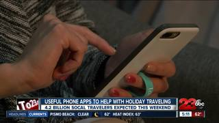List of useful phone apps to help with traveling